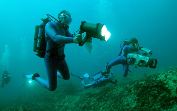 Oceanographers