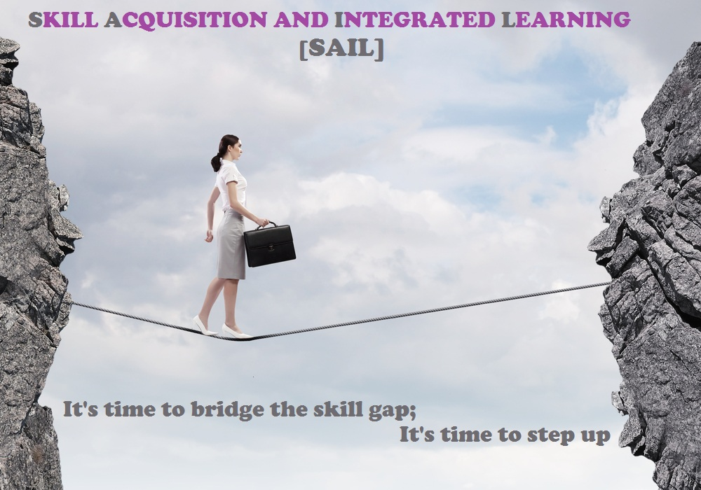SKILL ACQUISITION AND INTEGRATED LEARNING [SAIL]