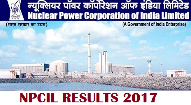 NPCIL Results 2017 – ST/ SA (HPU) Interview List Released!!!
