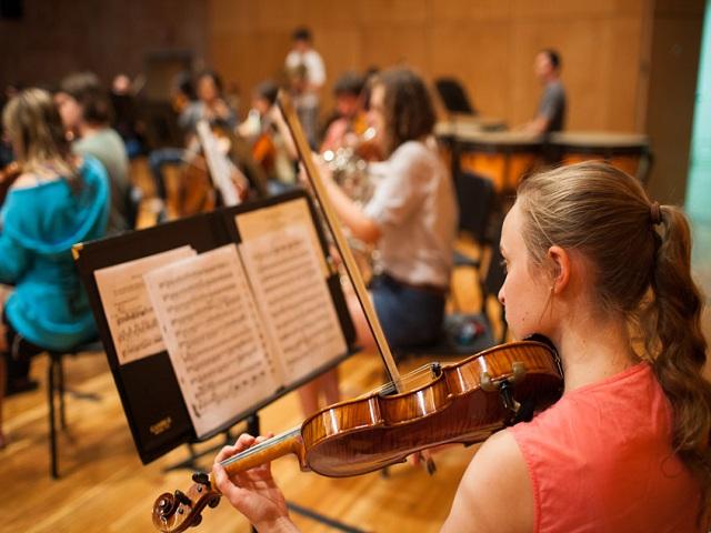 M.A. Music