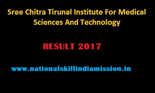 SCTIMST Results 2017 – Cleaner (Temp) Interview List Published!!!