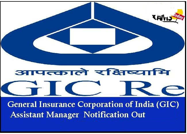 Graduates jobs-General Insurance Corporation of India-GIC Recruitment-Assistant Manager (Scale -I)-33 Vacancies-Apply Online-Last date 27 March 2017