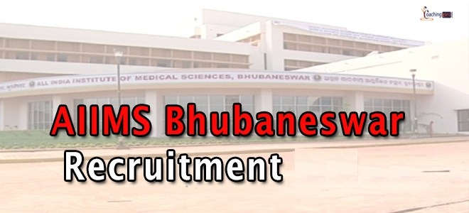 AIIMS Bhubaneswar Recruitment-All India Institute of Medical Sciences-Junior Resident-72 Vacancies-Walk-in-Interview-04 April 2017