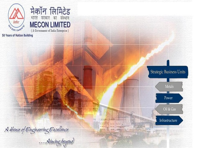 MECON Limited-Recruitment-21 Vacancies-Junior Executive/Assistant Project Engineer/Various Vacancies-Pay Scale : Rs.35000/-Apply Now-last date 31 March 2017