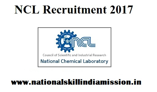 B.Tech/ M.Tech/M.Sc. Jobs-NCL Recruitment-National Chemical Laboratory-Project Assistant-II-Last Date 16 March 2017