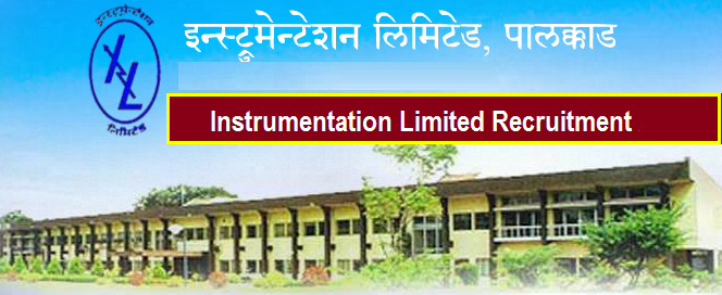 Instrumentation Limited Palakkad-Recruitment-Management Trainee-Pay Scale : Rs.8600-12000/-Last date 27 March 2017