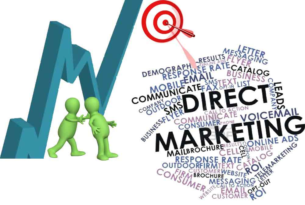 Direct marketing account managers