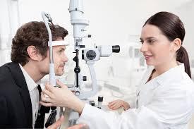 Orthoptists