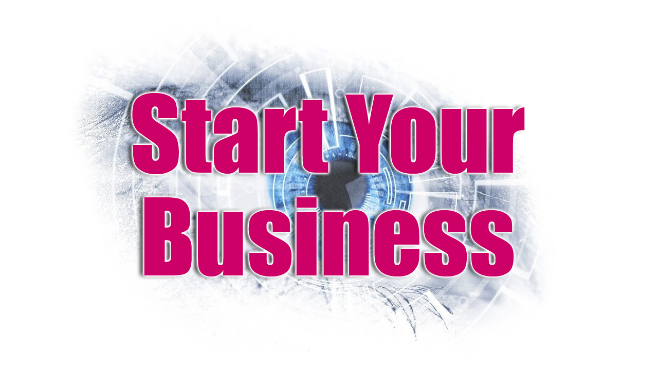 21 Steps To Start-Up a business