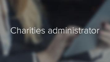 Charities Administrator