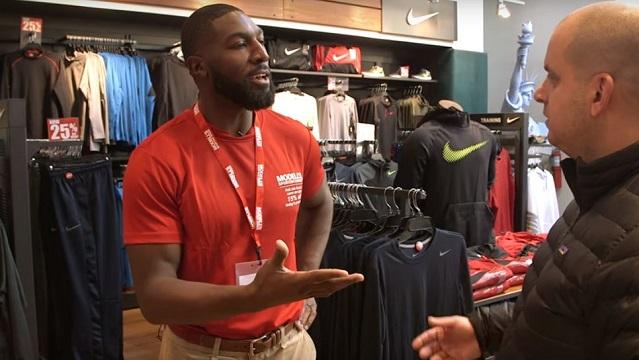 Sporting Goods Sales Reps