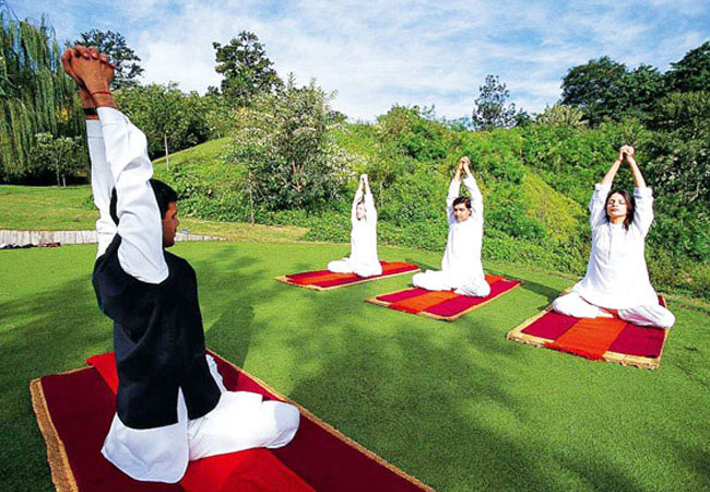 B.A. Yoga & Naturopathy