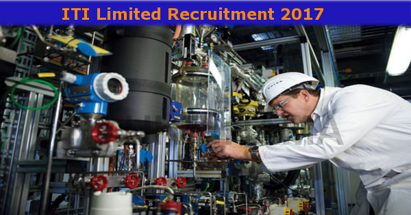 ITI Limited - Recruitment - 11 Marketing Executive & Assistant Executive Engineers Trainees - contract basis - Apply Online - Last date 30 November 2017