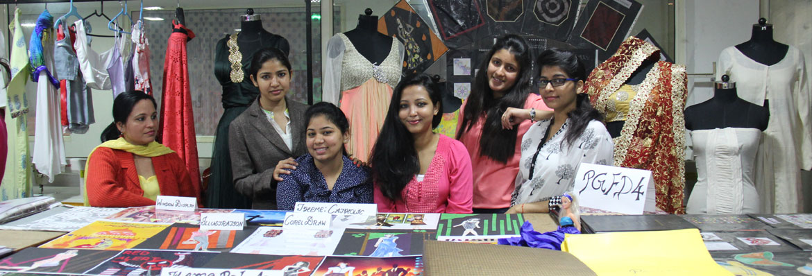 Post Graduate Diploma in Fashion Designing