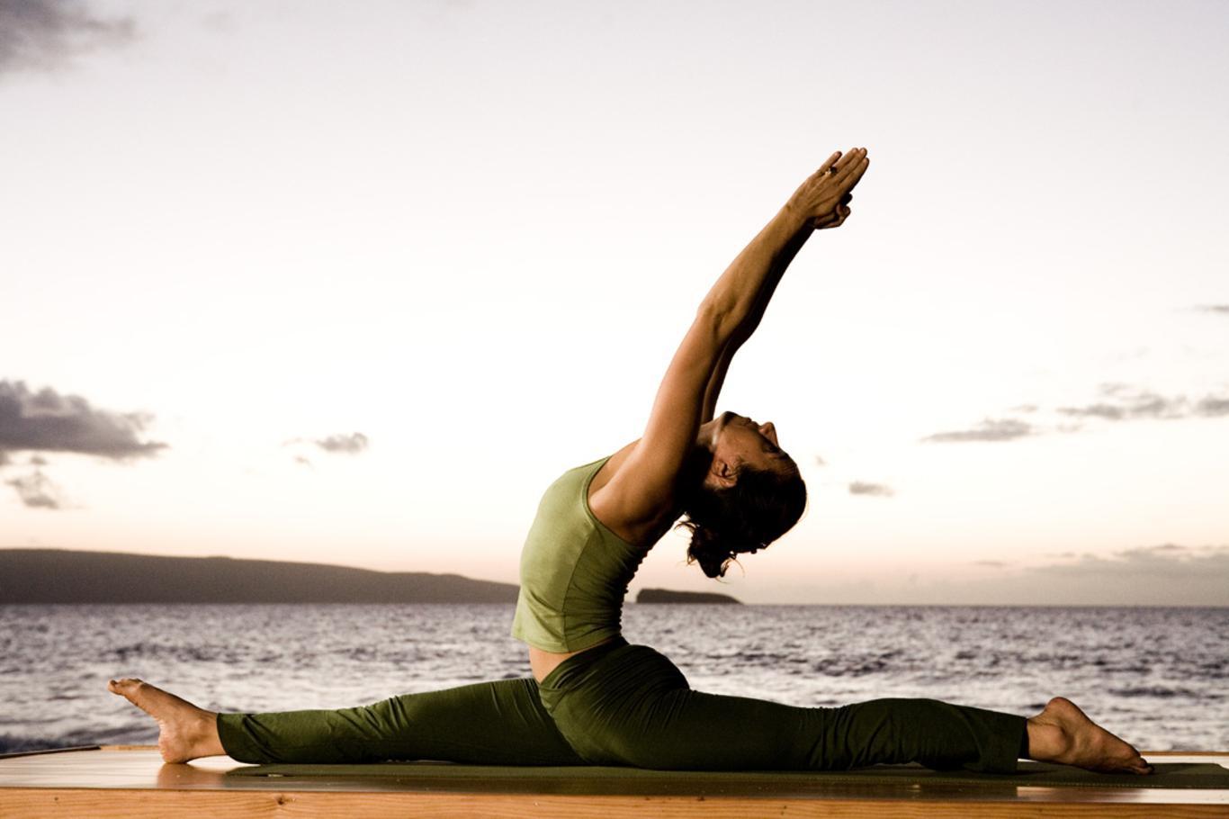 B.A. Yoga