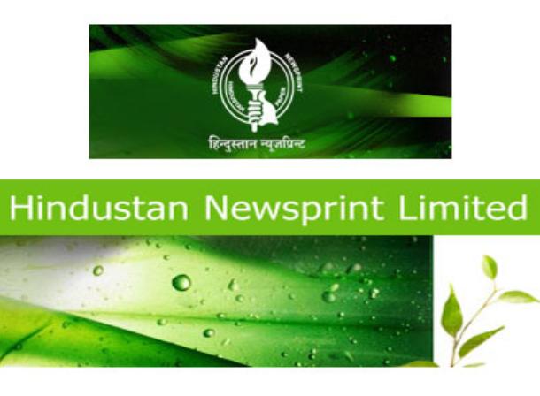 Hindustan Newsprint Limited - HNL Recruitment - Diploma Jobs - 40 Company Trainees/Advance Trainees - Apply before 25 November 2017