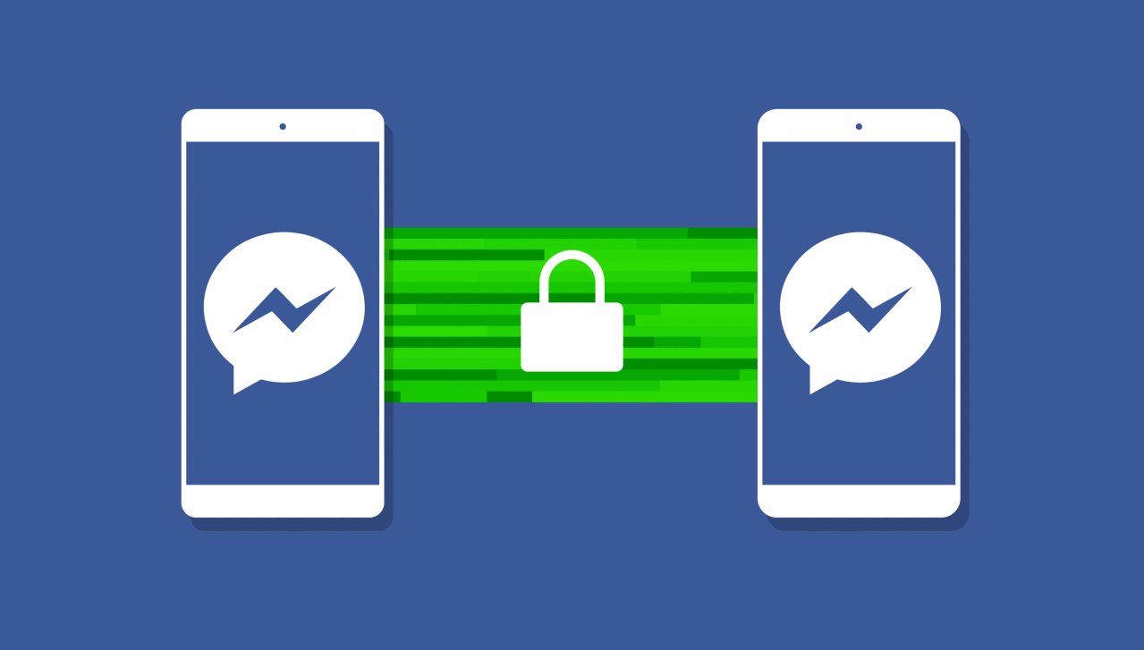 Now end-to-end encryption is available for Messenger too!!!