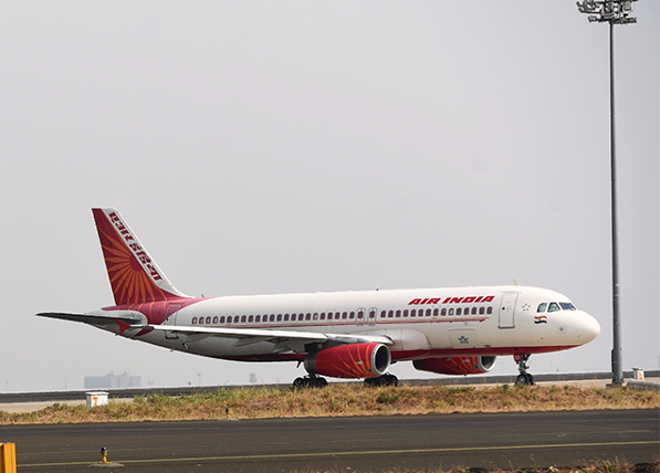 Khadi soaps now bore Air India toilets