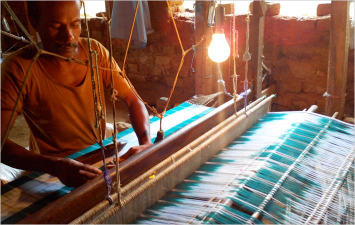 Weavers attend ongoing training programme in Manipur