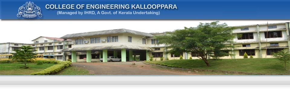 College of Engineering Kallooppara (CEK)