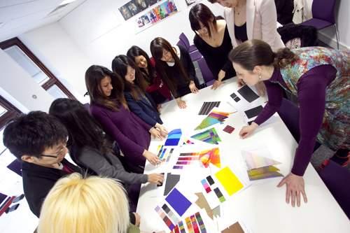 M.B.A. Fashion Marketing and Merchandising
