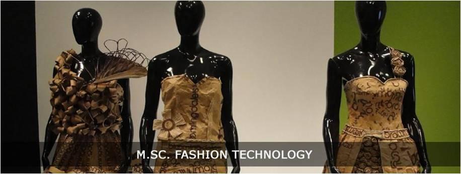 M.Sc. (Fashion Technology)