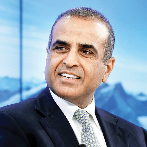 Sunil Bharti Mittal - Biography