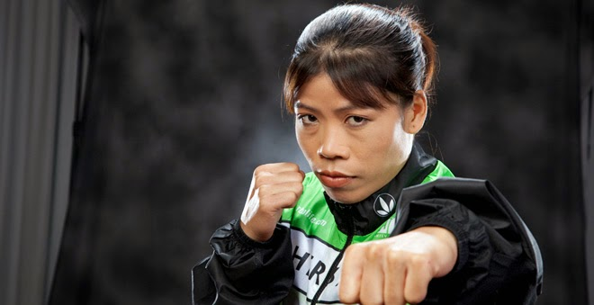 Mary Kom - Biography