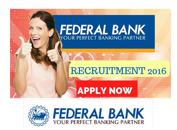Federal Bank- Credit Officer in Specialist Grade, Interview List, 2016 (Scale I and II)