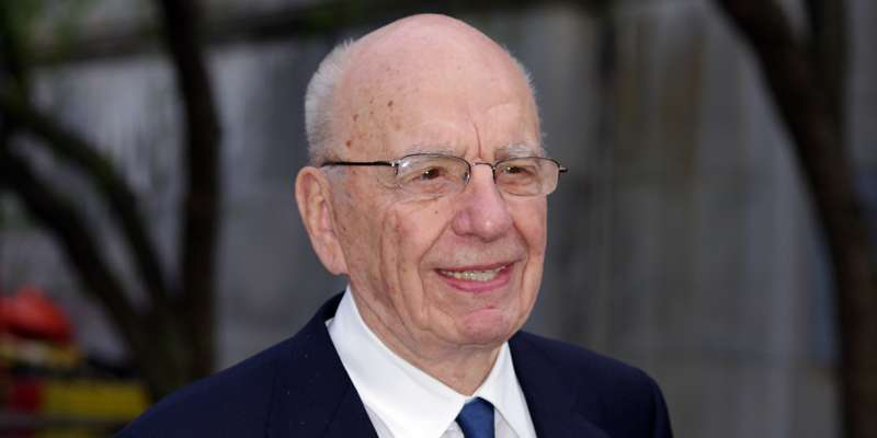 Rupert Murdoch - Biography