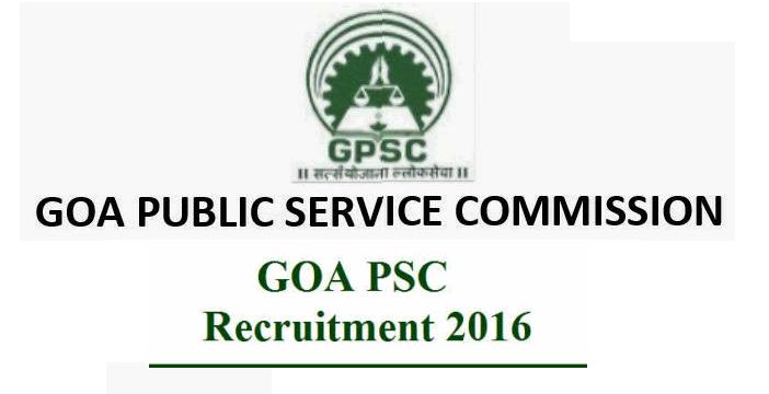 Goa PSC Jobs 2016 – 06 Exploration Officer & Senior Translator Vacancies – Last Date 23 September 2016