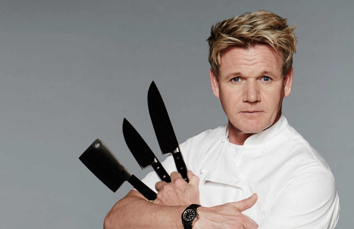 Gordon Ramsay - Biography