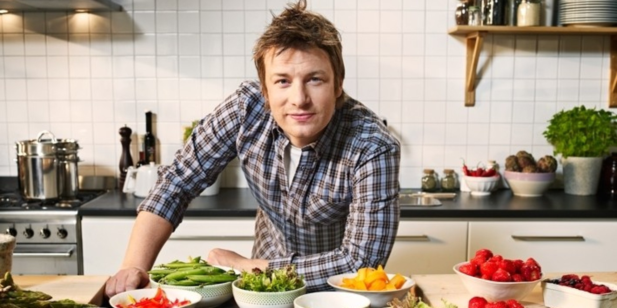 Jamie Oliver - Biography