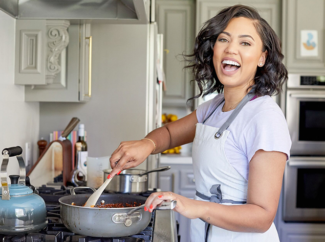 Ayesha Curry - Biography