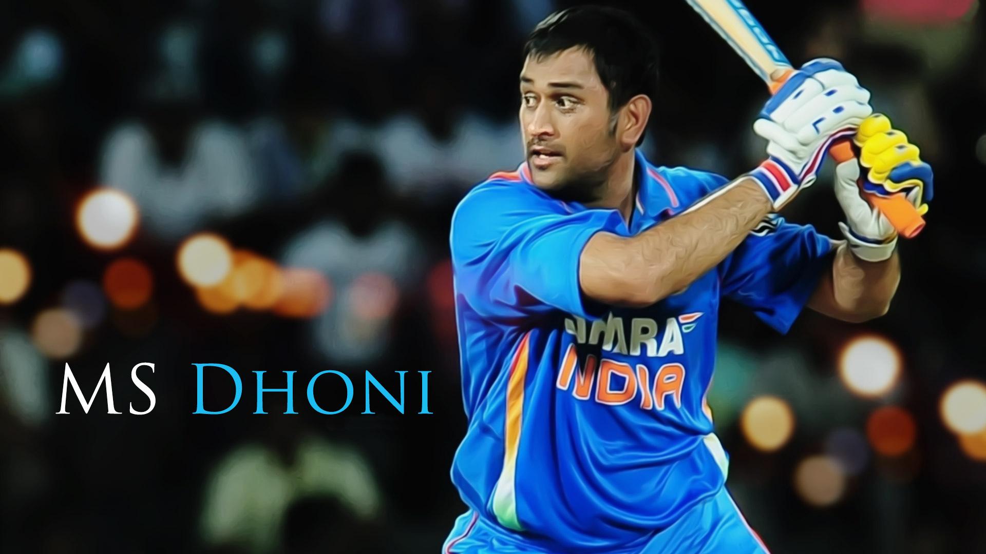 M. S. Dhoni - Biography