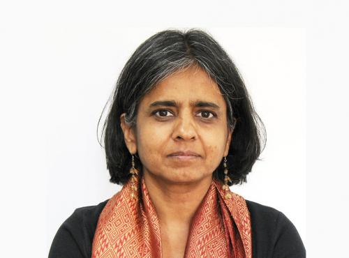 Sunita Narain - Biography