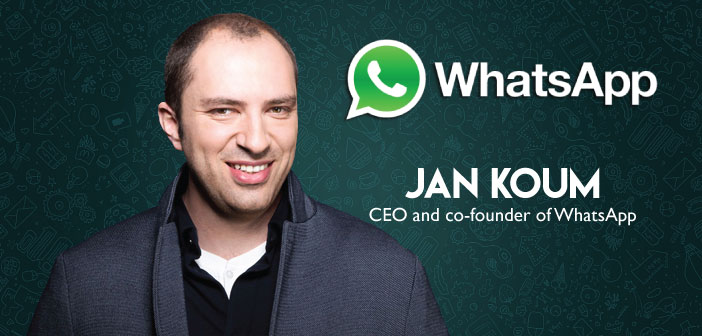 Jan Koum - Biography