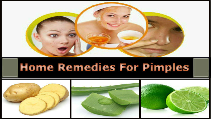 How to get rid of Pimples, Acnes and Other Marks on our Skin Effectively
