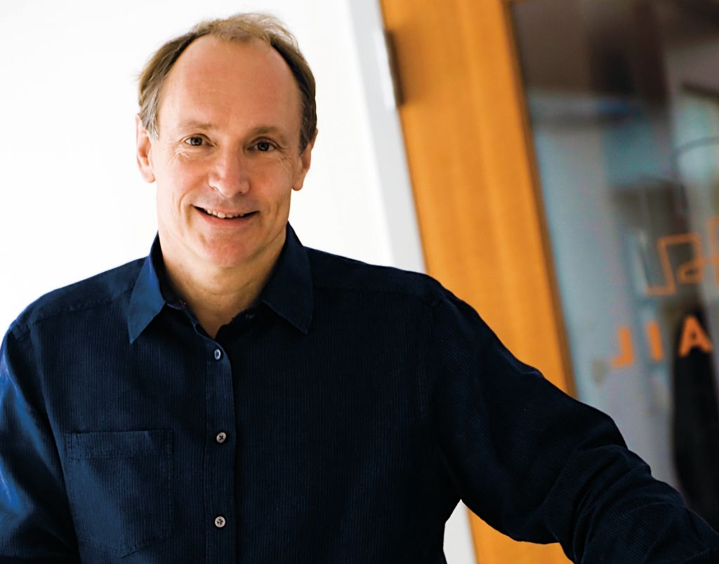 Tim Berners-Lee : Biography