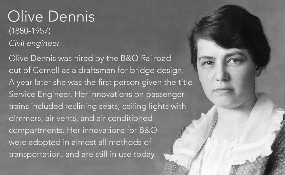 Olive Dennis - Biography