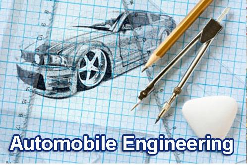 B.E. Automobile Engineering