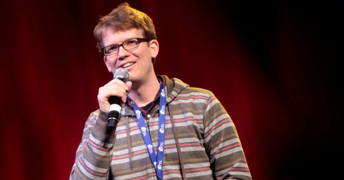 Hank Green - Biography