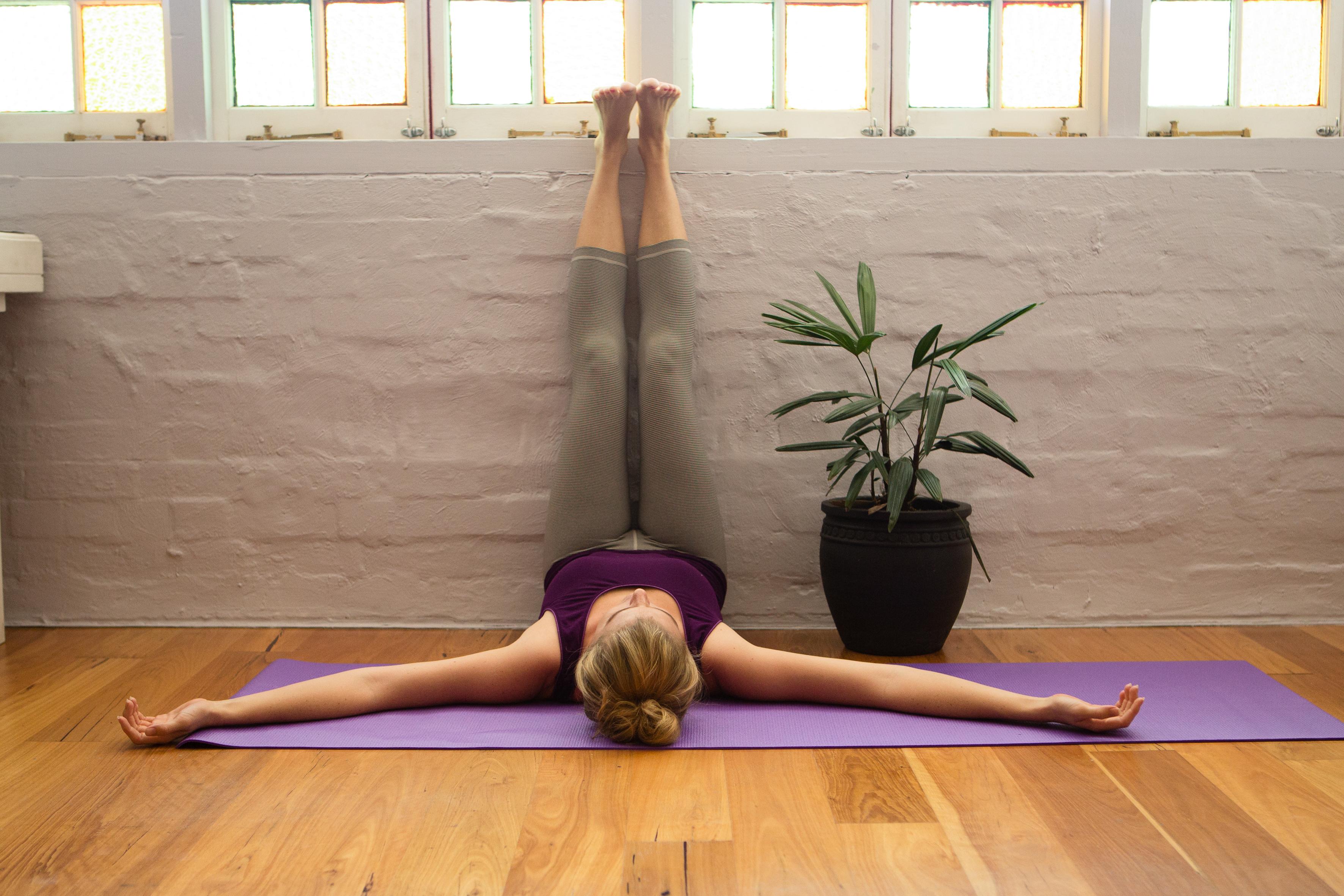 Best Yoga position for good sleep