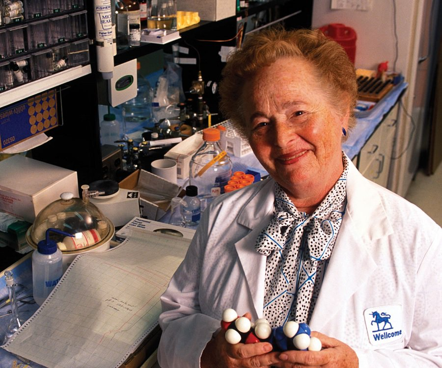 Gertrude B. Elion - Biography