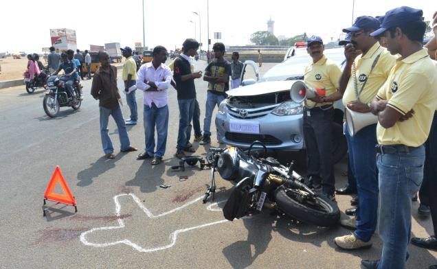 Road Safety Management & Investigation of Traffic Accidents