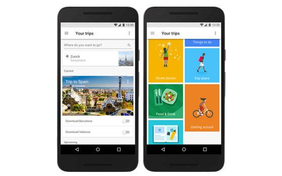 Meet Trips, Google's smart travel app for today's globetrotters