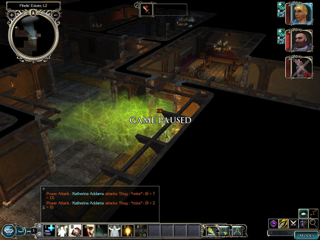 Yeah, so, Neverwinter Nights 2    - Computer and Console