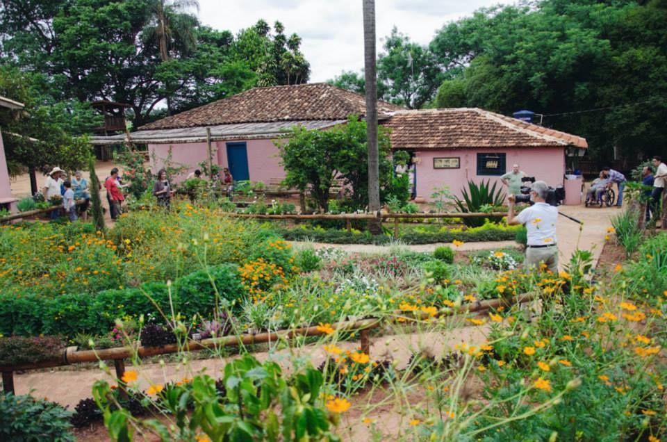 Jardim Sensorial