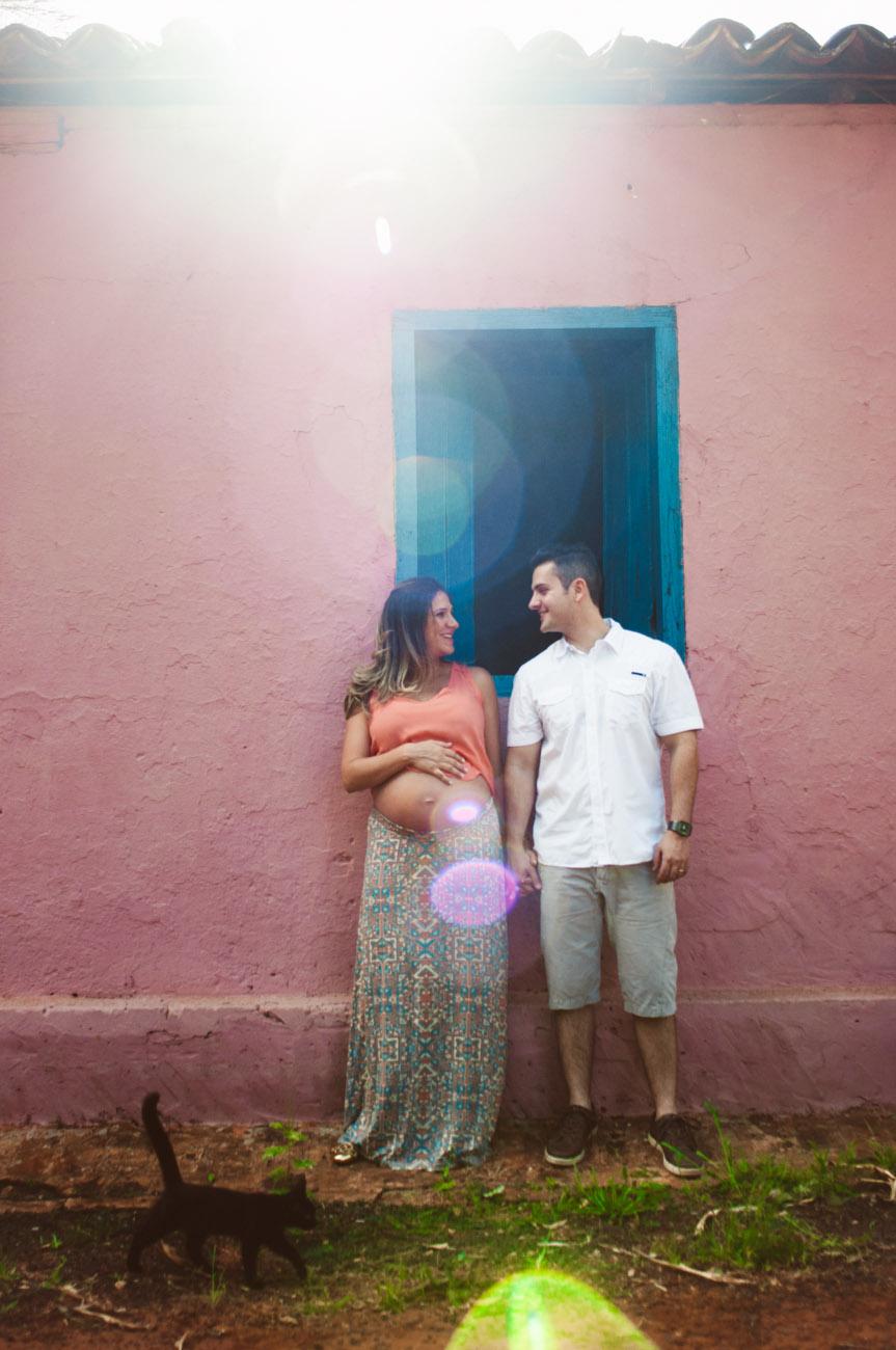 Ensaio fotográfico da Claudia e do Rafael, grávidos, esperando o Lucas, por Daniela Seco