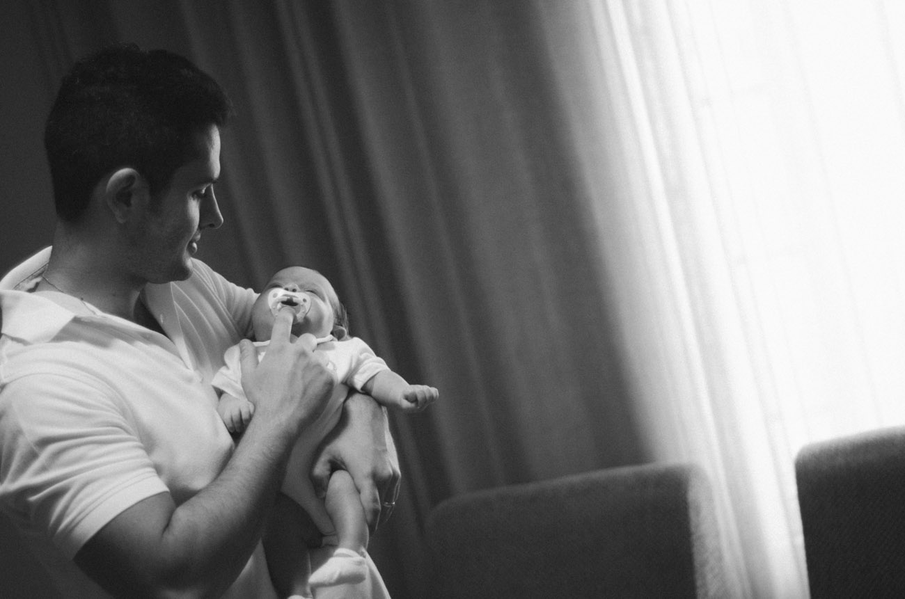 Ensaio fotográfico da família Rinaldi, com seu pequeno Lucas